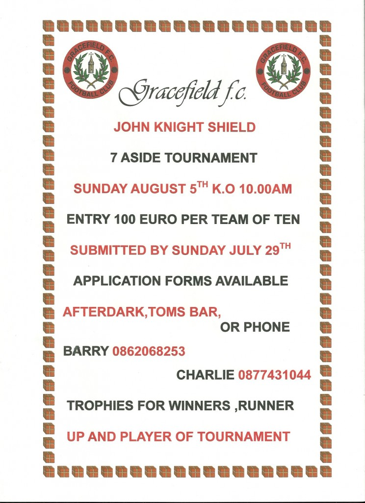 Gracefield Athletic Tournament