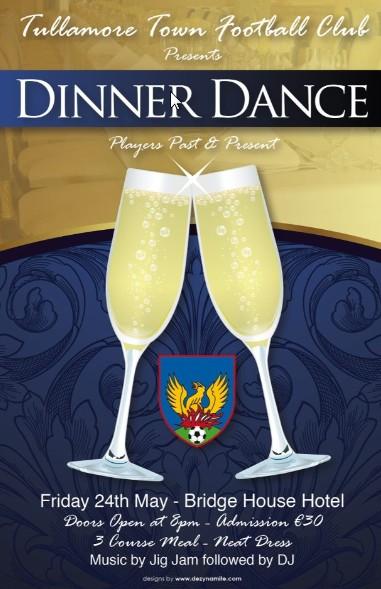 Tullamore Town FC Dinner Dance