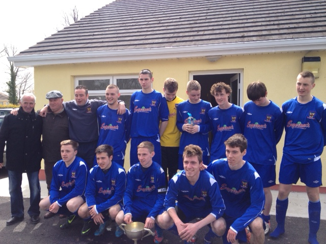 Tullamore Town Under 19 Division Winners