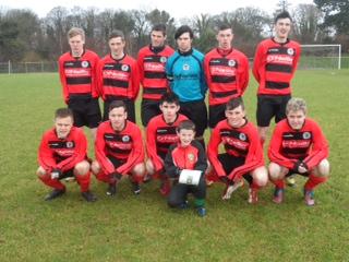 Donegal League 1: CCFL 4 FAI Youths Interleague 1st Feb 2014