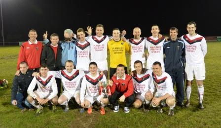 Willow Park - Senior Division Champions 2013/2014