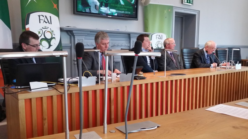 F.A.I. Festival of Football_Westmeath_Official Launch