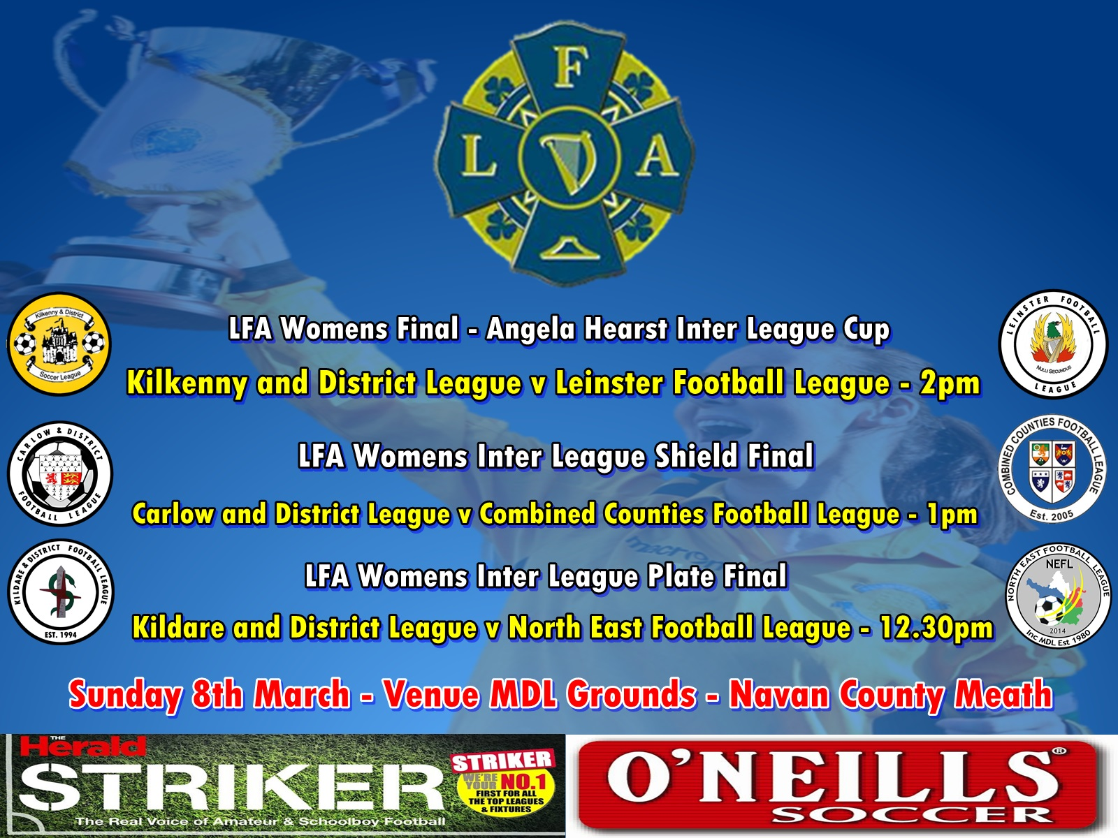 LFA Womens Final Poster