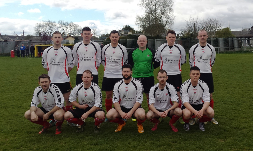 Clara Town – Division 4 Cup Winners 2015/2016