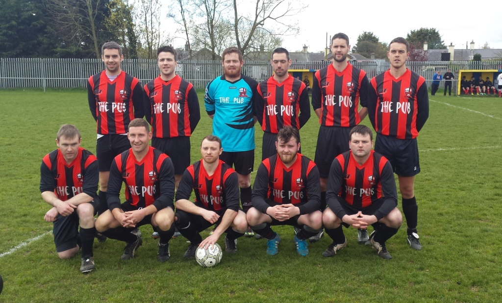 St.Aengus – Division 4 Cup Runners Up 2015/2016