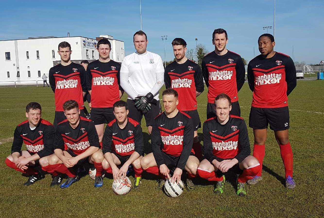 Towerhill Rovers 2016-2017 Division 1 Runners Up