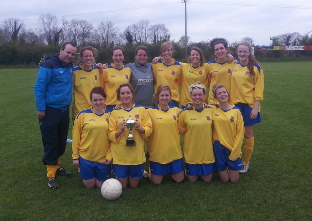 Birr Town_CCFL Women's Shield Winners 2013