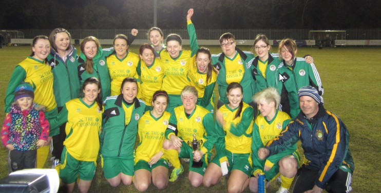 Mullingar Athletic_CCFL League and Cup winners 2013
